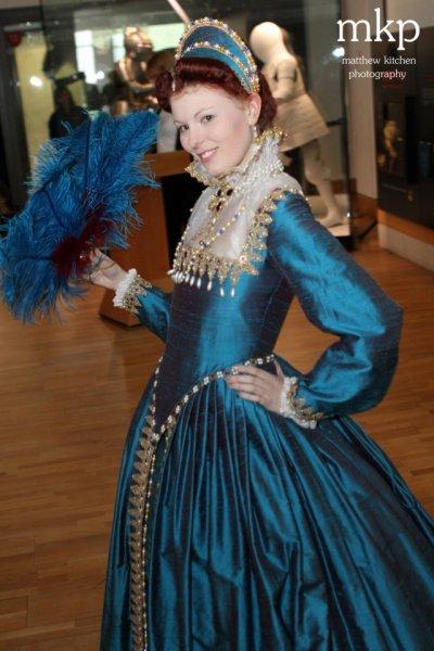 Kings Court Visits Leeds - Julia Renaissance Costumes - photo#19